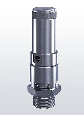 Poistné ventily pre priemyselné aplikácie