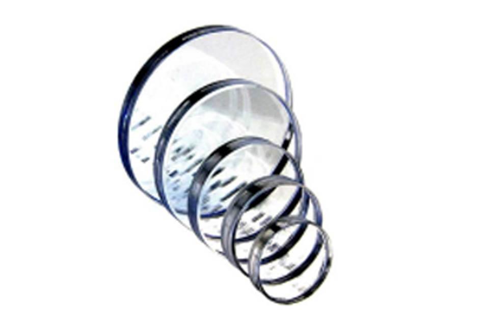 Stavoznaková skla a sľúdové doštičky